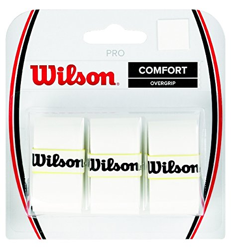 Wilson Z4704 Overgrip Pro Overgrip, white (whi)