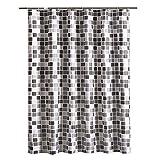 Die besten Duschvorhang Homes Vorhänge - ZhHaoXin Home Duschvorhang, Anti-Schimmel Anti-Bakteriell Wasserabweisender Shower Curtains Bewertungen
