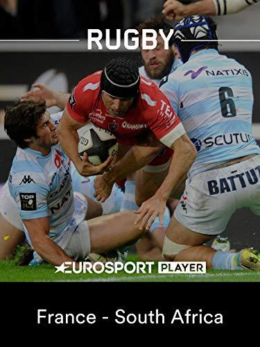 Rugby: Herbst Tests 2018 - Frankreich - Südafrika