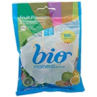 Biomoments- Organic Bag Assorted Fruit Flavors Candies- 60 Gm Gluten Free
