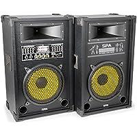 Skytec SPA1000Y-Set altoparlanti karaoke