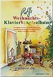 Rolfs Weihnachts-Klavierkinderalbum - Gesang Noten | ©podevin-de [Musiknoten]