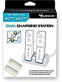 Dual station de charge pour Nintendo Wii U/Nintendo Wii