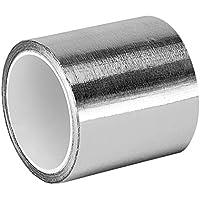"""TapeCase 3-5-4380 in acrilico-Nastro adesivo in alluminio, convertito 4380 da 3 m, da-30 a 300 gradi Fahrenheit Performance temperatura 8,25 cm (3,25"""") spessa, lunghezza: 5 m, larghezza (3 7,62 cm"""