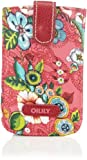 Oilily French Flowers Smartphone Pull Case Pink