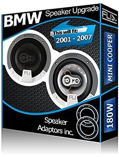 mini one door speakers