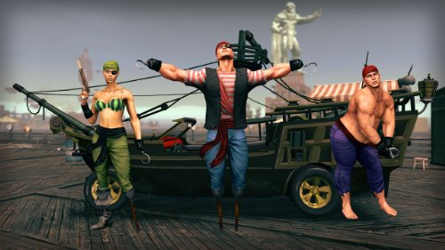 Saints Row 4 Pirate's Booty Pack DLC