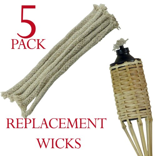 braided-cotton-replacement-wicks-for-bamboo-torch-pack-of-5