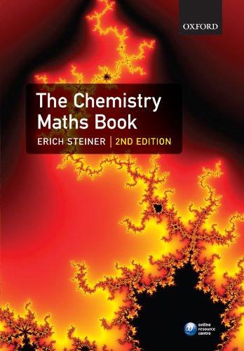 The Chemistry Maths Book por Erich Steiner