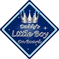Personalised Child//Baby On Board Car Sign ~ Our Little Girl On Board ~ P/&P