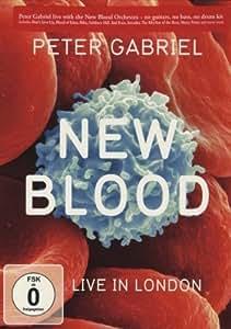 Peter Gabriel - New Blood / Live in London (DVD)