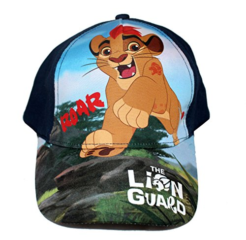 Baseball Cap Kappe Schirmmütze The Lion Guard (54, Dunkelblau) (Tmnt-baseball-cap)