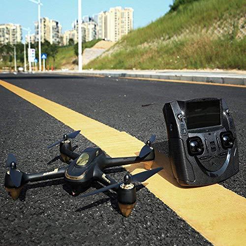 Hubsan H501S X4 Brushless FPV GPS Quadrocopter 5.8 Ghz Drohne mit 1080P Full HD Kamera und Follow-Me Modus RTH-Funktion Schwarz&Gold - 7