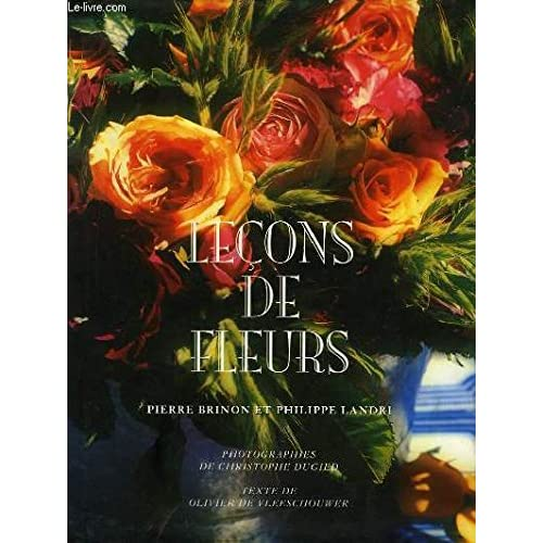 Leçons de fleurs