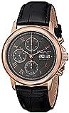 Stuhrling Original 362.334554 - Reloj de pulsera hombre, color Negro