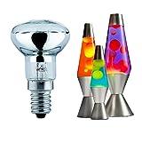 4 x AMPOULE RÉFELCTEUR R39 30W CLAIRE SPOT SES E14 POUR LAMPE À LAVE