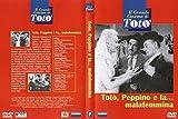 Locandina Il Grande Cinema Di Totò: Totò, Peppino E La... Malafemmina [Collana Fabbri Editori]