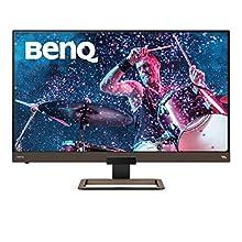 BenQ EW3280U 32-Inch 4K UHD HDRi Entertainment Monitor IPS, USB-C, HDMI