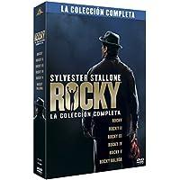 Pack Rocky: La colección completa