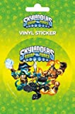 Skylanders Swap Force Logo Vinyl Sticker