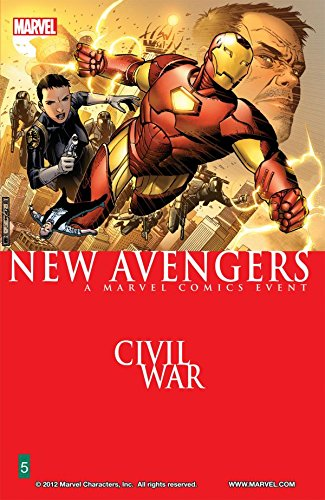 New Avengers Vol. 5: Civil War: Civil War v. 5 (The New Avengers)