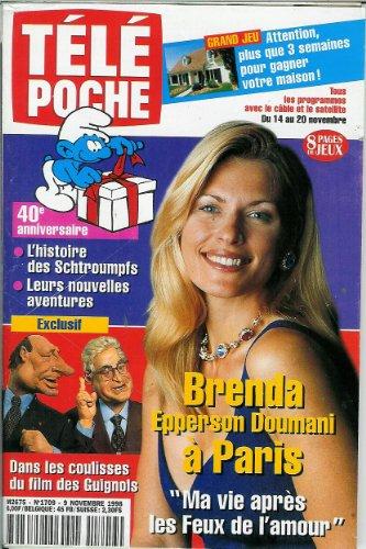 Tl Poche - n1709 - 09/11/1998 - Brenda Epperson Doumani / Les Feux de l'amour