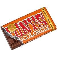 Tony's Chocolonely Chocolate con leche con caramelo y sal marina 180 g