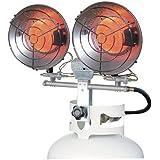 PINNACLE PRODUCTS INTERNATIONAL Tank-Top Radiant Heater, 30,000-BTU
