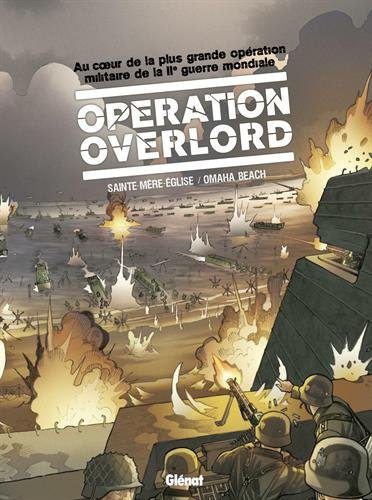Coffret Opération Overlord : Tomes 01 et 02