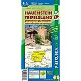 Hauenstein & Trifelsland, 1:25.000, 2. Auflage: Wandern und Radwandern in den Urlaubsregionen