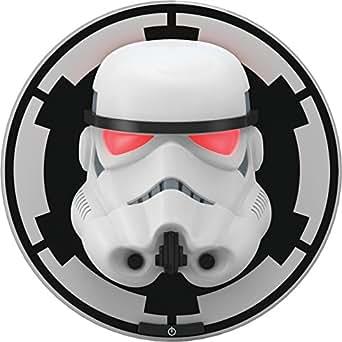 Philips Lampada da Parete Star Wars Stormtroopers in 3D, Batterie Incluse
