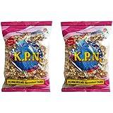 KPN Kovilpatti Kadalai Mittai (Groundnut Chikki Candy) Pack of 2 x 200gm