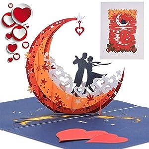 BESLIME Tarjeta de San Valentín