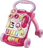 Spiel- und Laufwagen pink