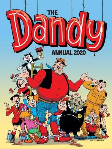 The Dandy Annual 2020. 112 pages packed with comic strips.