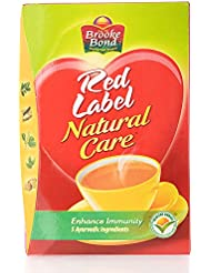 Brooke Bond Red Label Natural Care Tea, 500g