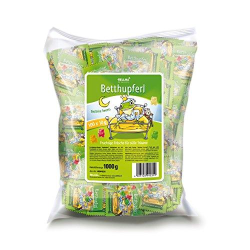Preisvergleich Produktbild HELLMA 70000117 Fruchtgummi Betthupferl,  im Polybeutel