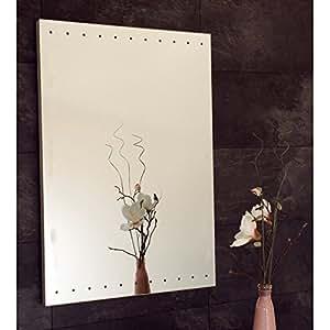 Salle de bains Miroir LED 50 x 70 cm