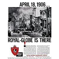 Royal Globe assicurazione gruppo annuncio