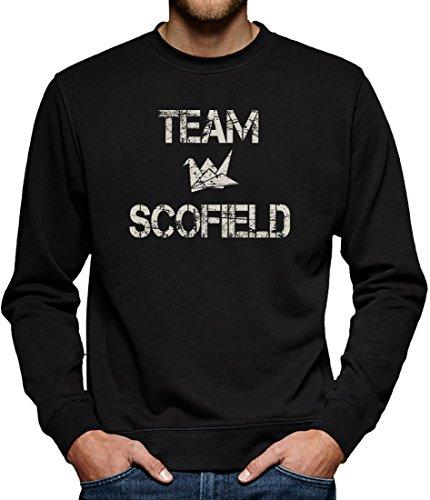 TLM Team Scofield Sweatshirt Pullover Herren L (Utah Halloween In)