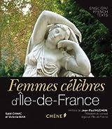 Femmes célèbres d'Île-de-France