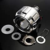 alamor 6,3cm Motor bi-xenon HID-Projektor Angle Eye Halo Lens Scheinwerfer