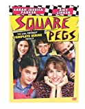 Square Pegs: The Like, Totally Complete Series...Totally [DVD] [1982] (Region 1] [US Import] [NTSC]