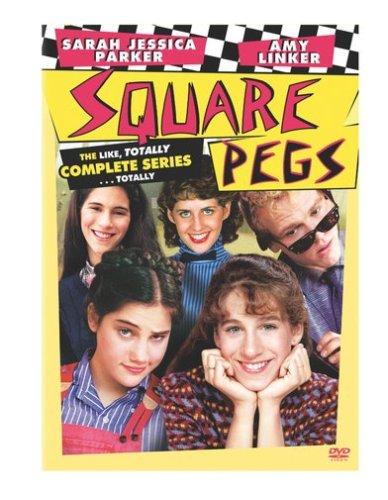 Square Pegs: Complete Series (3pc) / (Full Sub) [DVD] [Region 1] [NTSC] [US Import] (Sub Square)