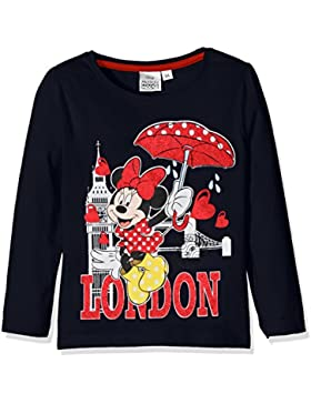 Disney Minnie - Camiseta para niña