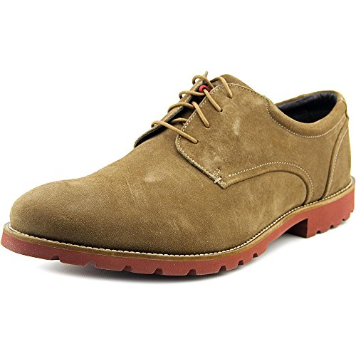 Rockport Colben Cuir Oxford Vicuna-Brick