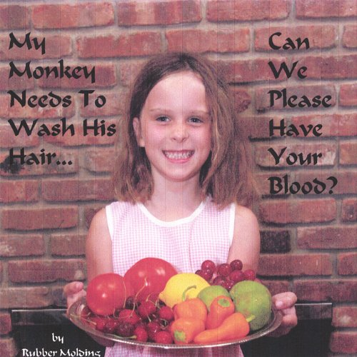 My Monkey Needs to Wash His Hair... Can We Please Have Your Blood? - Hair Molding
