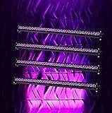 4x Equinox LED RGB POWER Batten 152cm Bar Deckenfluter Wand Waschmaschine DMX Disco DJ