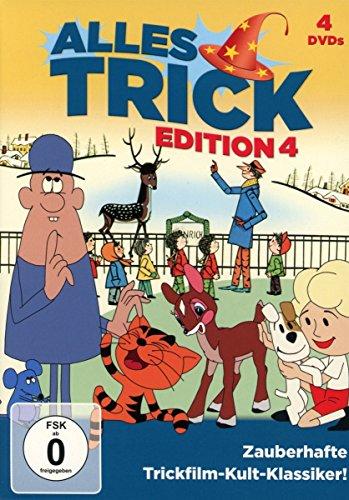 Alles Trick - Edition 4 (4 DVDs)