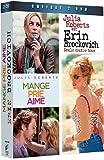 MANGE PRIE AIME + ERIN BROCKOVICH - 2 DVD